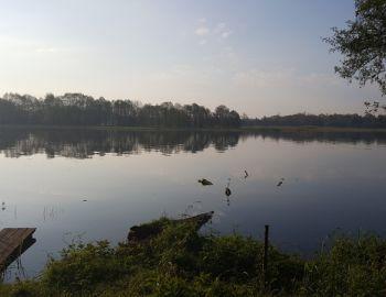 Towarzyskie zawody spinningowe - Rozpoczęcie sezonu - Pogorzelec - 14.05.2017