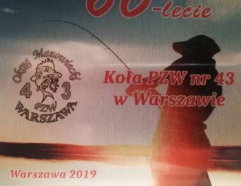 Jubileuszowe zawody towarzyskie z okazji 60-cio lecia Koła 43 - Przystanek Bielawa - 31.08.2019